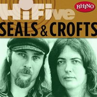 Couverture du titre Rhino Hi-Five: Seals & Crofts - EP