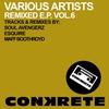 Cover of the album Conkrete Remixed E.P. Vol.6 - Single