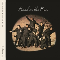 Cover of the track Band on the Run