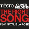 Cover of the track The Right Song (Ft. Oliver Heldens & Natalie La Rose)