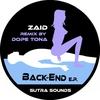 Couverture de l'album Back End