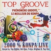 Cover of the album Top Groove 2000% Konpa Live - EP