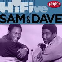 Cover of the track Rhino Hi-Five: Sam & Dave - EP