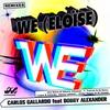 Couverture du titre We (Eloïse) (Danny Leblack Remix) [feat. Bobby Alexander]