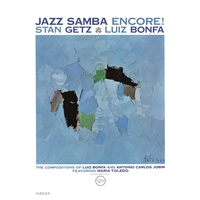 Cover of the track Jazz Samba Encore!