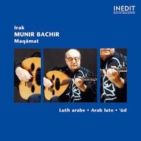 Cover of the track Munir Bachir: Maqamat