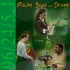 Cover of the album Piano, Bass and Drums