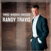 Cover of the album Three Wooden Crosses: The Inspirational Hits of Randy Travis