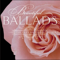 Couverture du titre Beautiful Ballads: The Isley Brothers,  Vol. 2