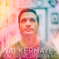 Cover of the track You Broke Up with Me - Single