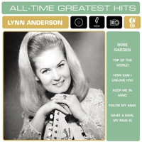 Cover of the track All-Time Greatest Hits: Lynn Anderson (Re-Recorded Versions)