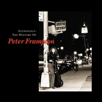 Cover of the track Anthology: The History of Peter Frampton