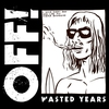 Cover of the album Wasted Years
