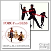 Couverture de l'album Porgy and Bess / Sammy Swings (Original Soundtrack Recording)