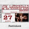 Couverture de l'album FestivaLink presents Jim Lauderdale & His Bluegrass Band at MerleFest 4/27/06