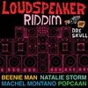 Cover of the album Loudspeaker Riddim - EP