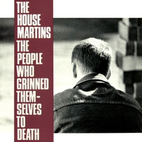 Cover of the track The People Who Grinned Themselves to Death
