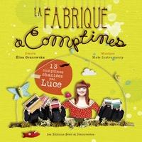 Cover of the track La fabrique à comptines (13 comptines chantées par Luce)
