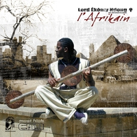 Cover of the track L'afrikain