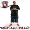 Cover of the album White Trash Renegade