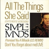 Cover of the track All The Things She Said 1985