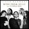 Cover of the track Work From Home (2016)