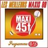 Couverture de l'album Maxis 80, vol. 13/25 (Les meilleurs maxi 45T des années 80)