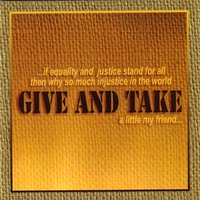 Couverture du titre Give and Take