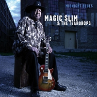 Cover of the track Midnight Blues