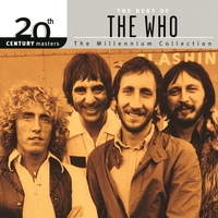 Cover of the track 20th Century Masters - The Millennium Collection: The Best of The Who