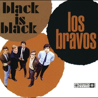 Cover of the track Black Is Black