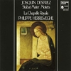 Cover of the album Desprez: Stabat Mater, Motets