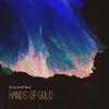 Couverture de l'album Hands of Gold - Single