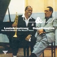 Couverture du titre Recording Together for the First Time / The Great Reunion of Louis Armstrong and Duke Ellington