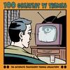 Couverture de l'album 100 Greatest TV Themes