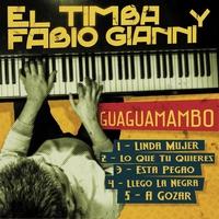 Couverture du titre Guaguamambo - EP