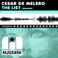 Cover of the track The List (Remixes) - Single
