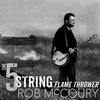 Cover of the album The 5 String Flame Thrower
