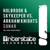 Cover of the album Sonar (Holbrook vs. Skykeeper vs. Arkham Knights) - Single