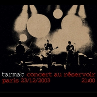 Cover of the track Concert au réservoir (Live)