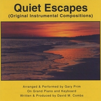 Cover of the track Quiet Escapes