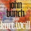 Couverture de l'album John Bunch Plays Kurt Weill