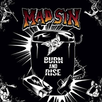 Cover of the track Burn and Rise