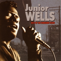 Couverture du titre Junior Wells: Best of the Vanguard Years