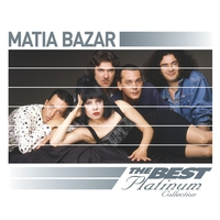Cover of the track Matia Bazar: The Best of Platinum