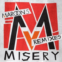 Cover of the track Misery (remixes)