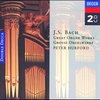 Couverture de l'album Bach, J.S. : Great Organ Works