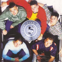 Cover of the track Five