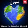 Couverture de l'album Love (feat. Mc Levit) - Single