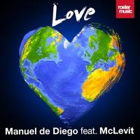 Couverture du titre Love (feat. Mc Levit) - Single